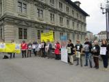 Швейцарцы потребовали освободить политзаключенных в Беларуси