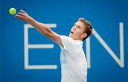 Белорус Егор Герасимов вышел во второй круг турнира в Словакии