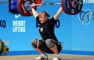 Белорусская штангистка завоевала серебро чемпионата Европы