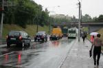 Потоп вызвал транспортный коллапс в Могилеве