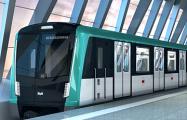 Как будут выглядеть поезда «Штадлер» для минского метро