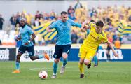 Брестское «Динамо» в эмоциональном матче сыграло вничью с «Ислочью»