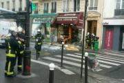 При взрыве на шоколадной фабрике в Париже пострадали пять человек