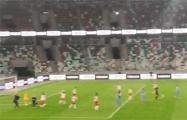 На финале женского Кубка Беларуси по футболу кричали «Уходи!»