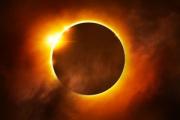 Частное солнечное затмение можно увидеть в Беларуси 10 июня