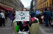 В Санкт-Петербурге и Москве начались протесты