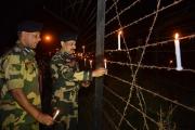 При взрыве на индийско-пакистанской границе погибли 45 человек
