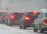МЧС рекомендует белорусам не ездить на авто