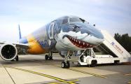 В Минске протестировали самолет-акулу нового поколения