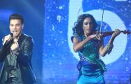 Юзари и Маймуна показали окончательный вариант номера на сцене «Евровидения»