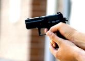 Гродненец отвоевывал место на парковке с оружием в руках