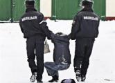 Минская милиция берет заложников (Фото)
