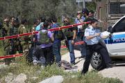 На Западном берегу реки Иордан убит напавший на израильских военных палестинец