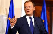 Туск обвинил Россию в провокации нового наплыва беженцев из Сирии
