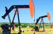 Цена нефти опустилась ниже $75