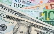 Евро и доллар подорожали