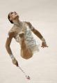 Дмитрий Баркалов завоевал серебро в вольных упражнениях на чемпионате Европы по спортивной гимнастике