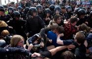 На митинге в Москве задержали до 30 человек