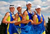 Экипаж белорусской мужской четверки по академической гребле нацеливается на выход в финал на Олимпиаде-2012