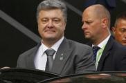 Порошенко сообщил, что минское перемирие основано на его предложениях