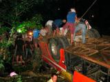 В автокатастрофе во Вьетнаме погибли 34 человека