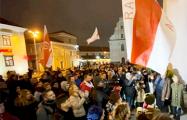 Елена Толстая: Молодежь пришла на Встречу свободных людей, так как сил терпеть больше нет