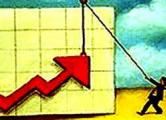 ВВП Беларуси в долларах упал на 19%