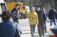 Задержанные в Куропатах активисты начали выходить на свободу