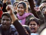 Тамилы провели в Париже многотысячный марш протеста