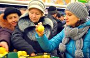 Почти половина белорусов живут на сумму от $150 до $250 в месяц
