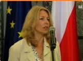 Наталья Беляцкая встретилась с депутатами Сейма Польши