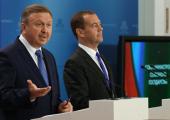 Кобяков и Медведев анонсировали завершение работ по таможенному кодексу ЕврАзЭС