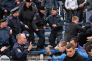 В Киеве создан штаб по обеспечению безопасности на чемпионате Европы по футболу