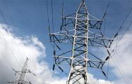 Сильный ветер привел к отключению электроэнергии в нескольких областях