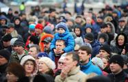 В Беларуси произошла революция, которая закончилась полным успехом протестующих