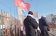 На пикетах в Орше обсуждают фальсификации выборов и будущее страны