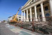 Здание бывшего музея ВОВ снесут бульдозерами до 25 ноября