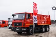 Для «Минск Мира» заказали гигантские строймашины МАЗ на 2,6 млн рублей