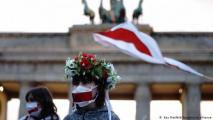 В разных странах проходит международный День солидарности с Беларусью
