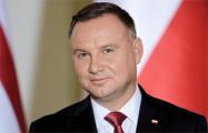 Анджей Дуда встретился с белорусской диаспорой в Польше