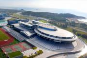 Для китайского разработчика игр построили офис в форме звездолета «Энтерпрайз»