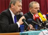 Санников и Некляев: Будем бороться, пока не падет диктаторский режим (Фото, видео)
