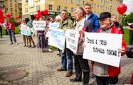 В России продолжаются акции против повышения пенсионного возраста