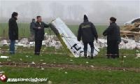 В Беларуси разбился Су-25