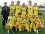 Женская сборная Беларуси по футболу матчем с Эстонией откроет второй круг квалификации ЧЕ-2013