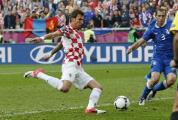 Сборные Италии и Хорватии сыграли вничью на Евро-2012