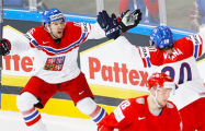 ЧМ-2017: Чехия - Беларусь - 6:1