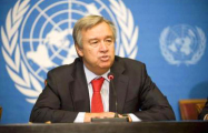 Генсек ООН призвал предоставить вакцину от коронавируса в первую очередь медработникам и пожилым людям