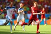 Россия на последних минутах проиграла бельгийской сборной
