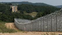 Болгария отгородилась от Турции стеной из колючей проволоки